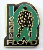 Pink Floyd - 'Delicate Sound of Thunder' Enamel Pin Badge